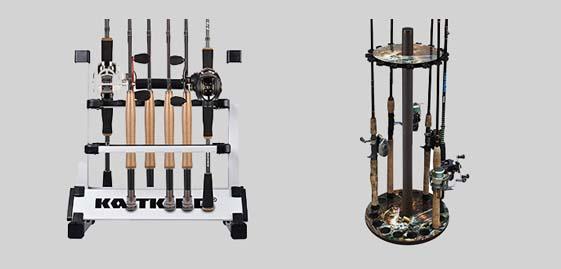 6 best fishing rod rack 2021 top