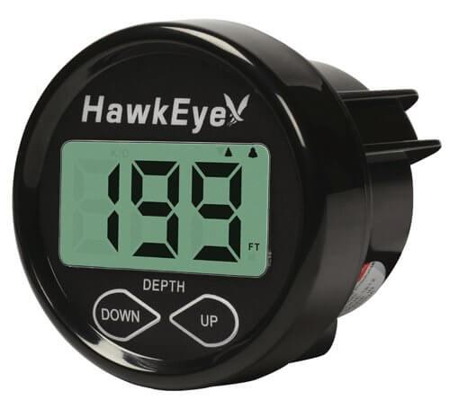 HawkEye best Depth finder Trax 1B