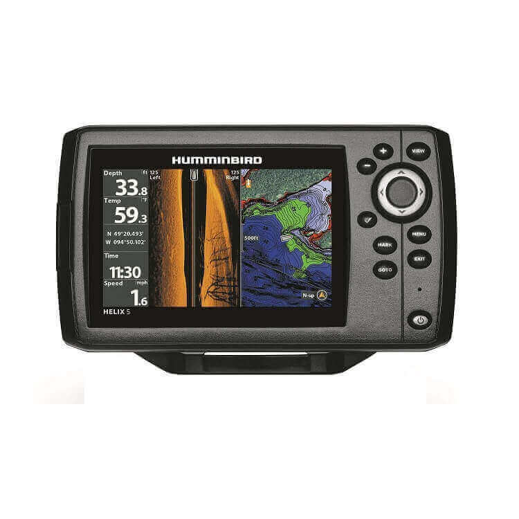Humminbird HELIX 5 CHIRP SI GPS G2 Fish Finder product image