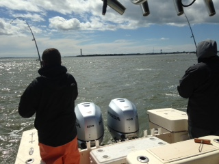 Reel fantasea fishing charters another epic week of for Barnegat bay fishing report