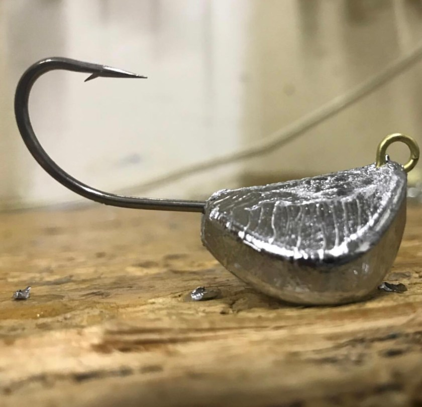 Magictail Tautog Jig used to catch Tog.