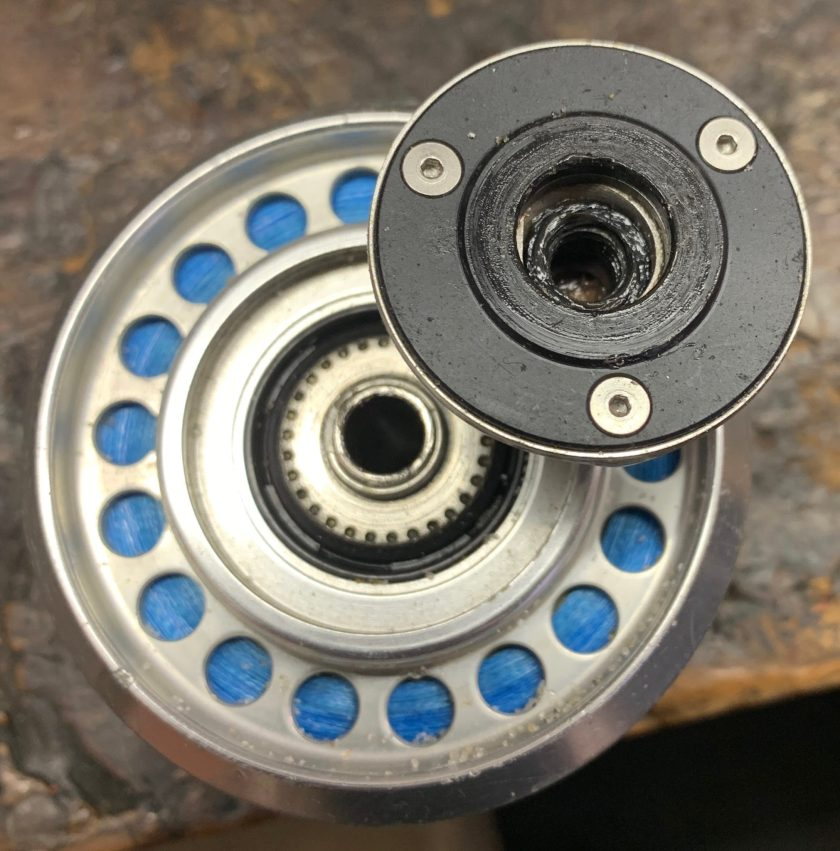 Van Staal Reels are made for the salt and day but they require some maintenance and TLC. Keep them clean and lubricated and they will last a lifetime!