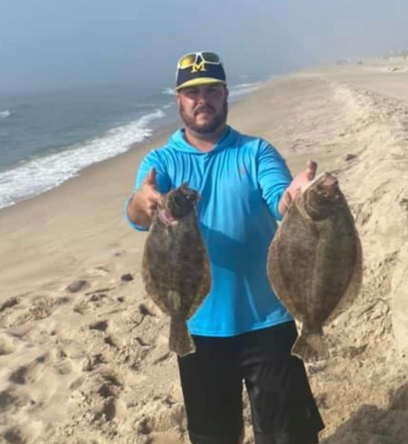 """A few days back Brian Wichowski reported having a great weekend on LBI. """"Between the three of us we caught over 50 shorts, three keepers and a bunch of rays. Gulp was doing the trick!"""""""