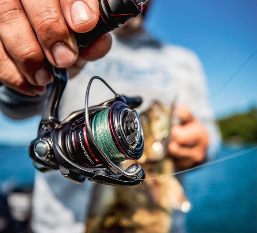 From light tackle saltwater fishing to ice fishing and finesse fresh water drop-shot fishing  Shimano Vanford Reels are the right choice.