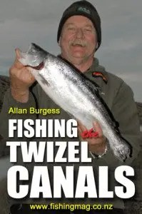 Fishing the Twizel Canals ebook by Allan Burgess