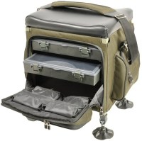 TF Gear Compact Tackle Seat Box  Glasgow Angling Centre