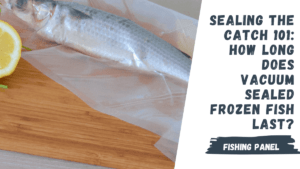 How Long Does Vacuum Sealed Frozen Fish Last