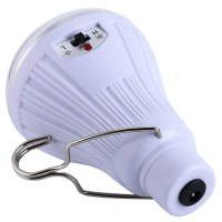 Solar Camping LED Light - Remote Control