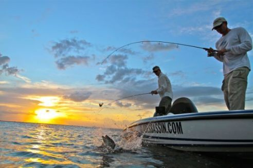 The end of hot day on the water, when the monsters come out, is no time to be fatigued