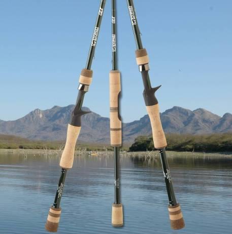 GLX JWR rods