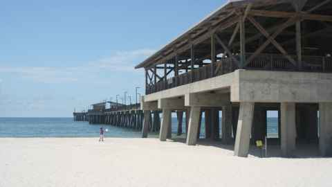 No Pier Pressure at Gulf State Park
