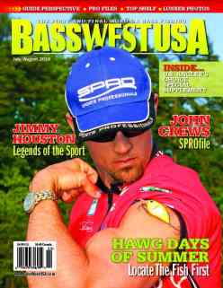 Bass West John Crews Cover