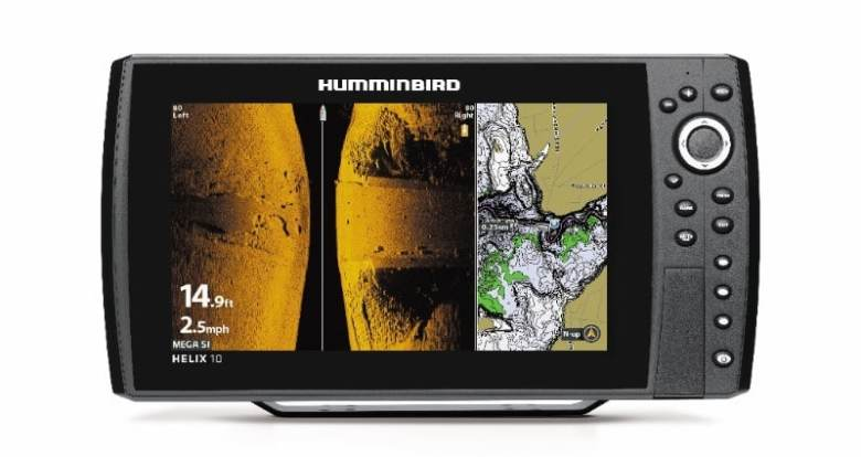Humminbird's HELIX 7 CHIRP GPS G2N