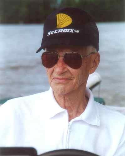 Gordon Schluter 1998 @ StC 50th Anniversary