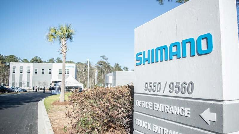 Hurricane Dorian Forces Suspension of Shimano's South Carolina Operations