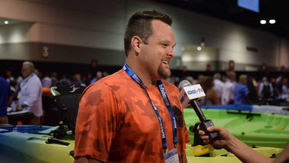 The Weird and the Wonderful of ICAST (So far)