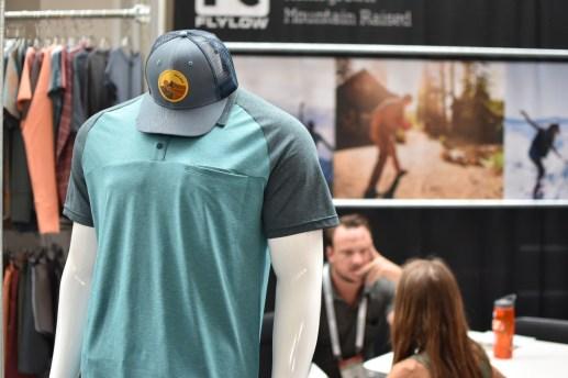 Flylow's tech fabric shirts