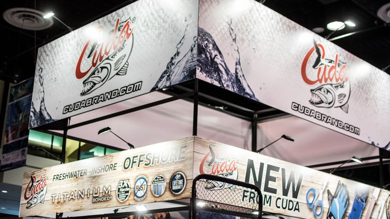Cuda Debuts New Gloves, Tools at ICAST