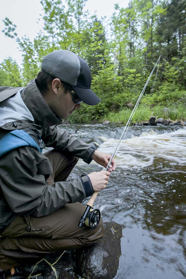 Mojo Trout Fly Wins Best New Fly Rod ICAST 2018 - St  Croix Rod