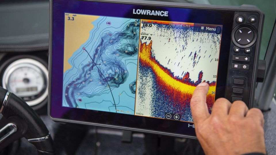 The Future of Fishfinding Technology Has Arrived Today with Lowrance HDS LIVE