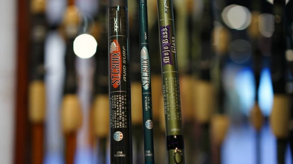 St. Croix Rod at ICAST 2020 Online: See, Learn & Ask