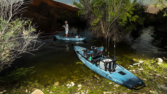 Icast Show 2020.Hobie Miragedrive 360 Earns More Than Accolades At Icast 2019