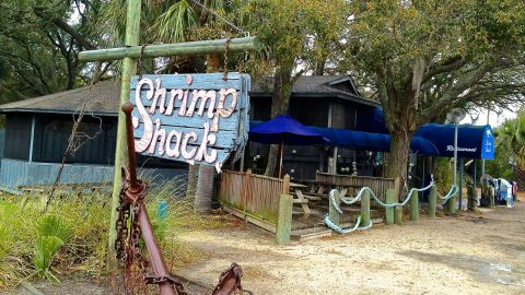 What's So Special About the Shrimp Shack?