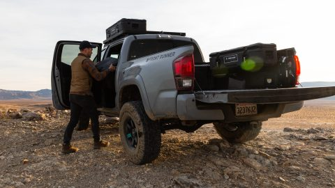 Pelican Unveils All New Pelican™ CARGO Cases for Trucks and SUVs