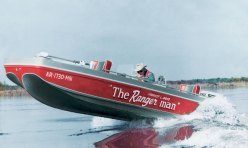 Wood founded Ranger Boats in 1968. Photo: FLW