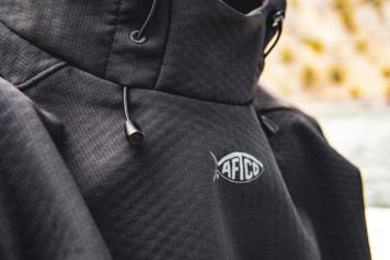 AFTCO Reaper Windproof Jacket Face Mask
