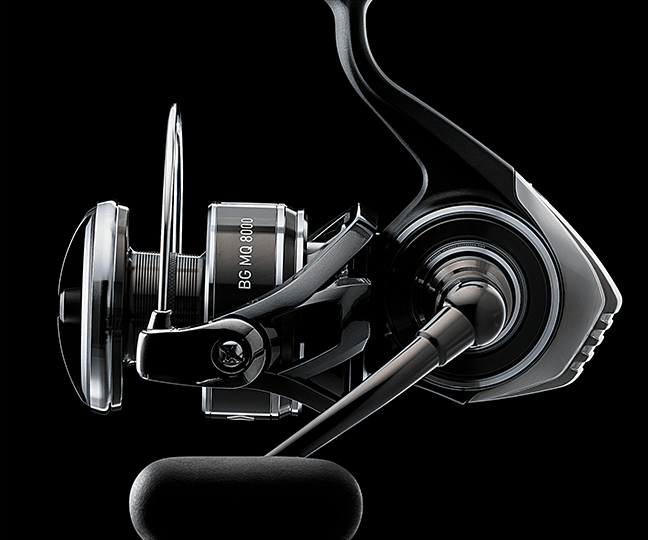 Daiwa Introduces New and Improved BG MQ Spinning Reel Family