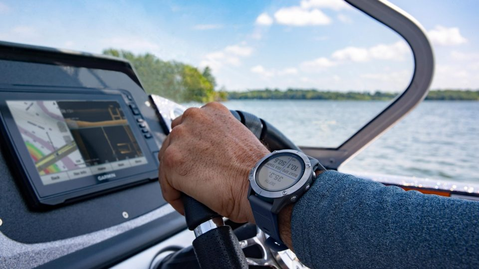 Get to Know the New Quatix 6 Series from Garmin