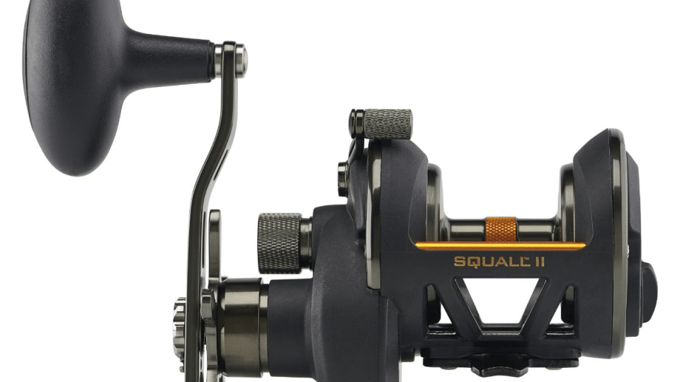 New PENN Squall II Star Drag Reels Bring User-Friendly Features to Saltwater Anglers