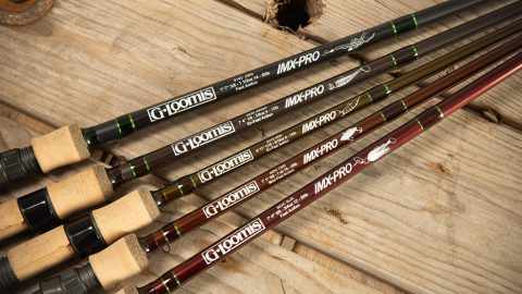 New G. Loomis IMX-Pro Bass Rods Now Hitting Store Shelves