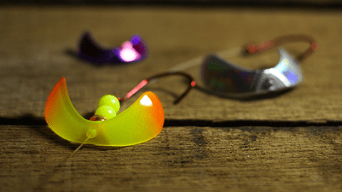 The Perfect Harness for Walleyes and More