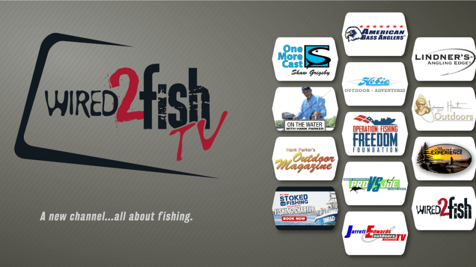 Navio Networks Partners with Wired2fish to Launch CTV Fishing Channel