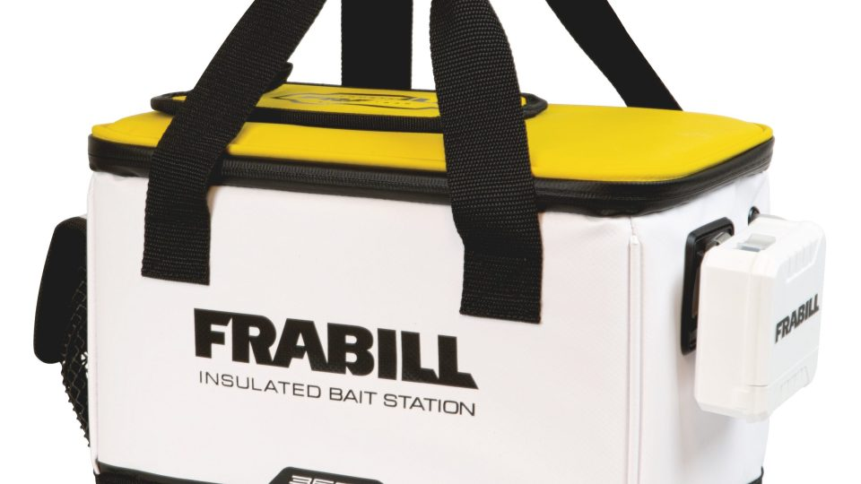 The All-New Universal Bait Station From Frabill