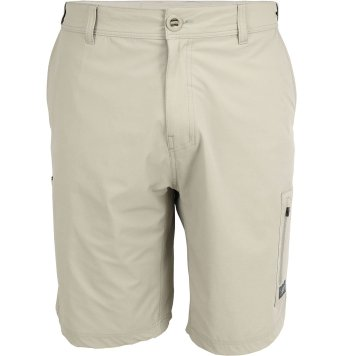 Made of Regenerated Fabric by ECONYL®, the Rescue fishing shorts provide comfort and style without impacting the environment.