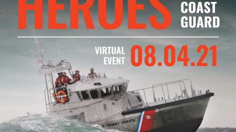 Join the Heroes of the Coast Guard Livestream Event