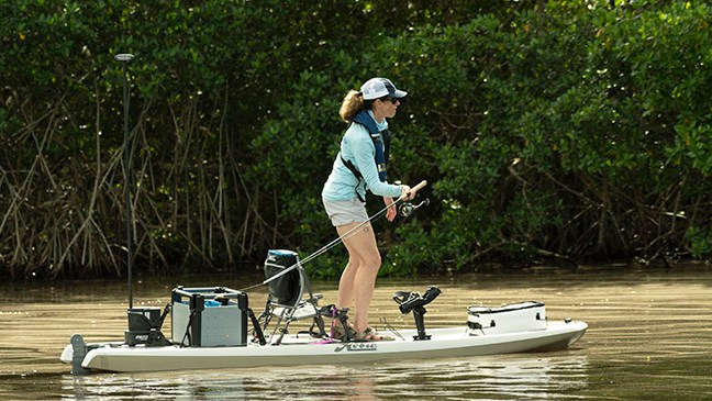 Hobie to Light-Up ICAST With Sleek New Mirage Lynx