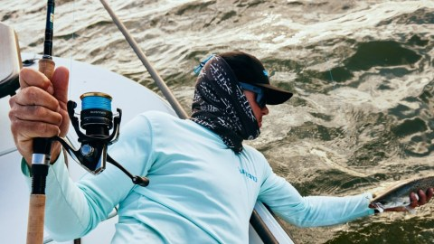 Exciting New Saltwater Reels and Rods from Shimano