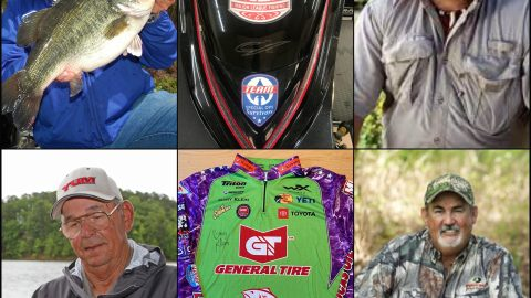 Bass Fishing Hall of Fame Online Auction Begins Soon