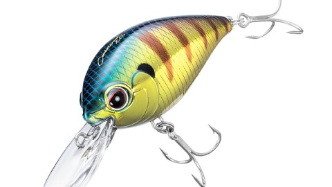 New Colors Launched For Ever Green International CR Crankbait Line
