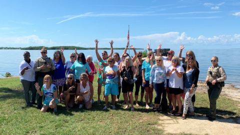 """New Anglers Become Winners at """"Ladies, Let's Go Fishing!"""" Keys University"""