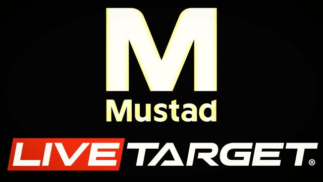 Mustad Adds LIVETARGET To Its Brand Portfolio