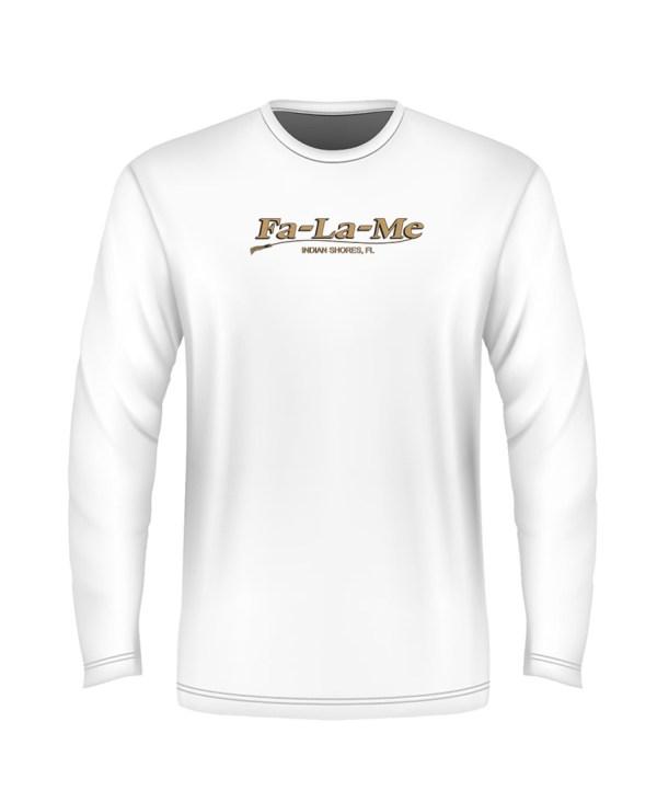T-shirt-Falame_long FRONT