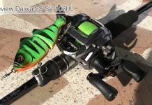 แมวบ้าตกปลา Daiwa SS SV103HL