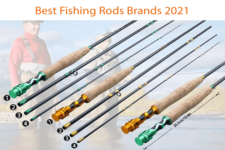 9 The Best Fishing Rod Brands In 2021