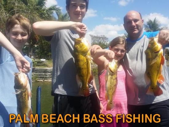 Palm Beach Bass Fishing
