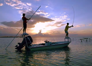 charter fishing services